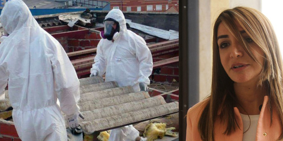 La grave amenaza del asbesto seguirá latente en Colombia