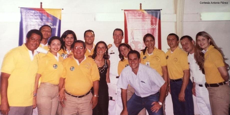 Conmemoran el 10° aniversario de los Juegos Centroamericanos y del Caribe en Cartagena