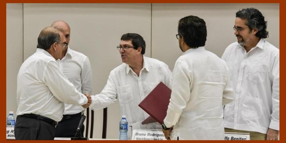 Cartagena reacciona ante la firma del acuerdo de Paz definitivo