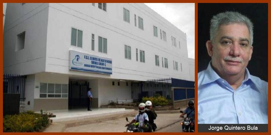 El gobernador, listo para designar al gerente de la Clínica de Maternidad Rafael Calvo