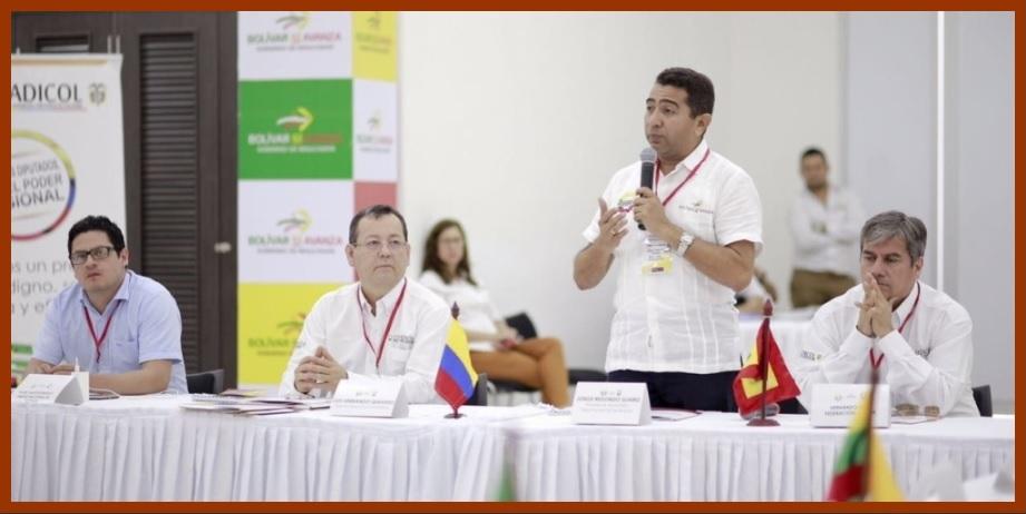 Por la defensa y el desarrollo de la Región, diputados del Caribe crean su federación