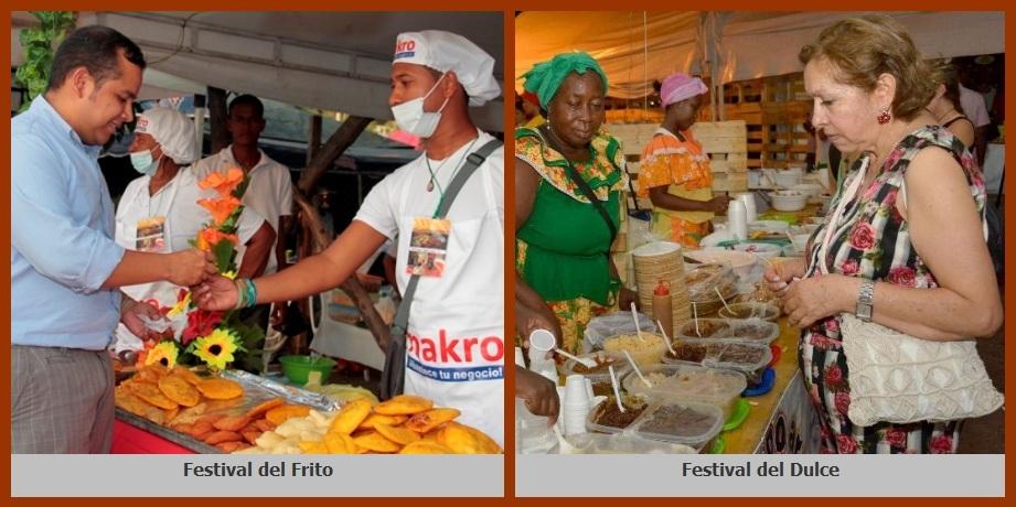 Los festivales del Frito y del Dulce cartageneros, ¡patrimonio nacional!