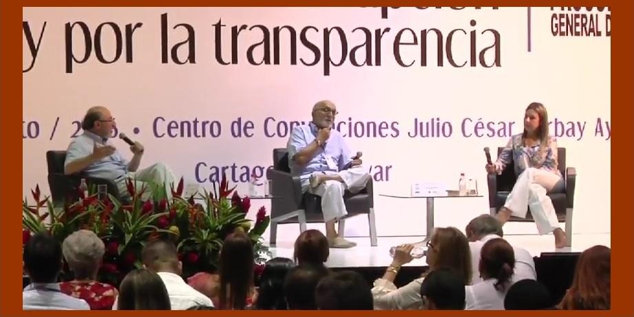 En foro de la Procuraduría se habla sobre el rol de la Prensa en la lucha contra la corrupción
