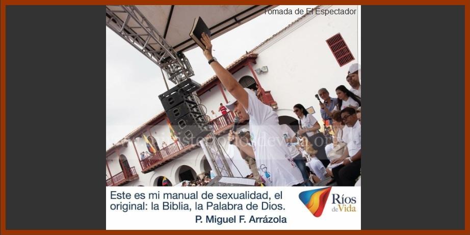 """El pastor Miguel Arrázola y la """"doctrina de la prosperidad"""""""