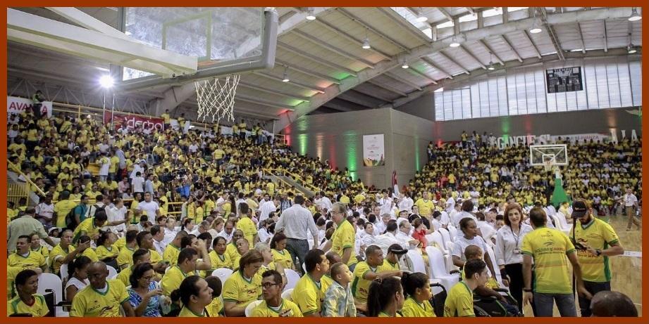 Gobernador dice que, junto a Santos, seguirá «trabajando para construir un país en paz»