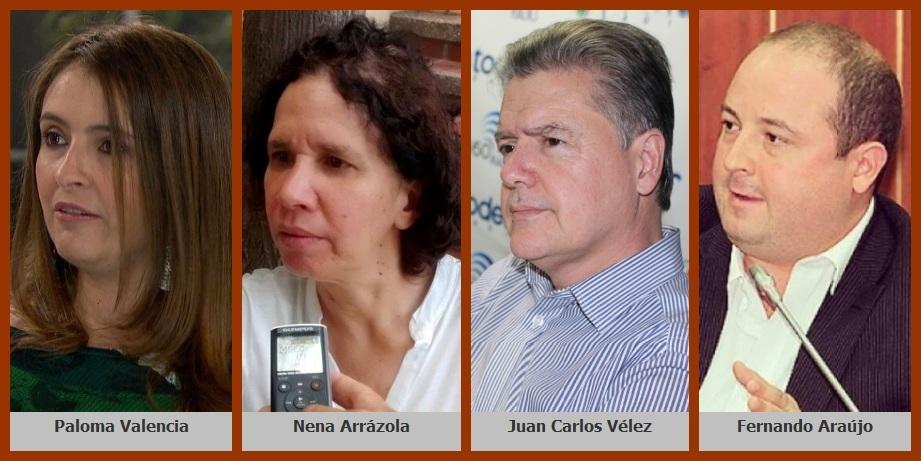Promotores del No en el plebiscito inician campaña con foro en Ríos de Vida
