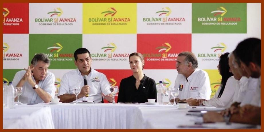 Mincomercio y mandatarios locales ultiman detalles para la firma de la Paz en Cartagena