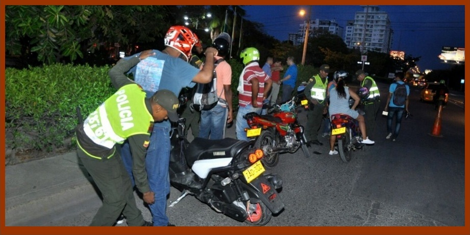 La criminalidad en Cartagena, más allá de los atracos, y en casi toda la ciudad