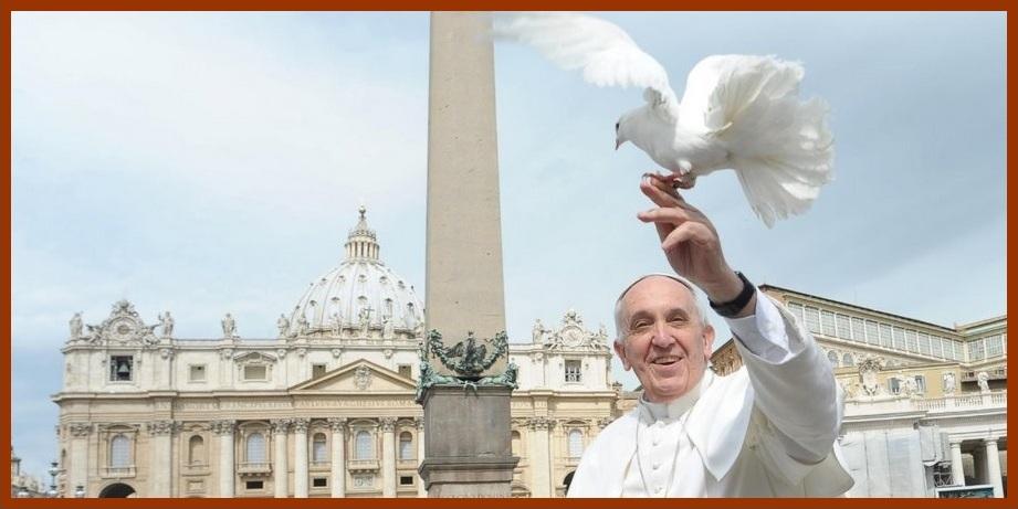 El Papa le hace un 'guiño' a la Paz: anuncia que vendrá a Colombia si gana el Sí