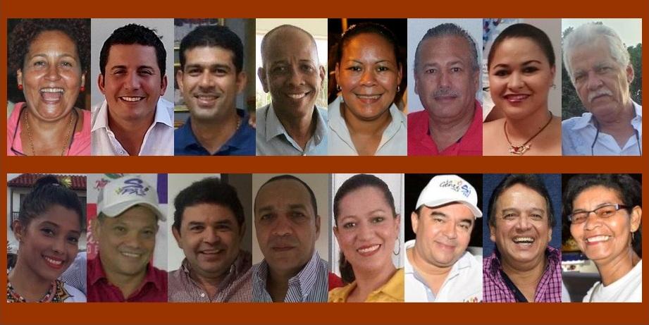 Los rostros del Sí y del No en Cartagena…