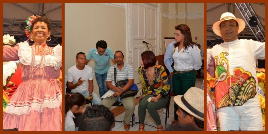 Capacitan a actores festivos y gestores culturales sobre Fiestas de la Independencia
