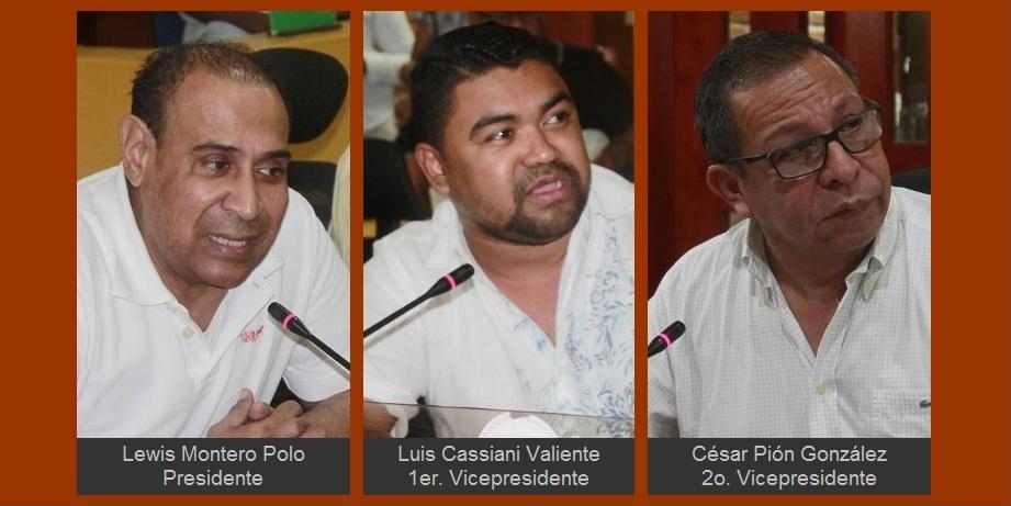 El nuevo presidente del Concejo, Lewis Montero, dice que trabajará por unir al cabildo