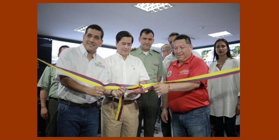 MinInterior anuncia nuevas inversiones para brindar seguridad en Cartagena y Bolívar