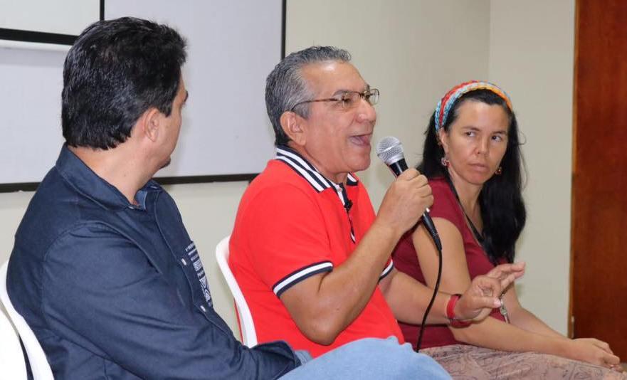 Miguel Garcés, Álvaro Anaya y