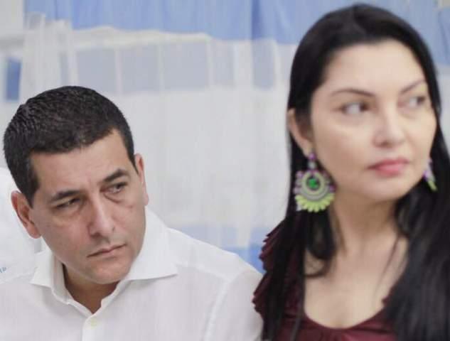 Dumek Turbay y Elga Ehrhardt