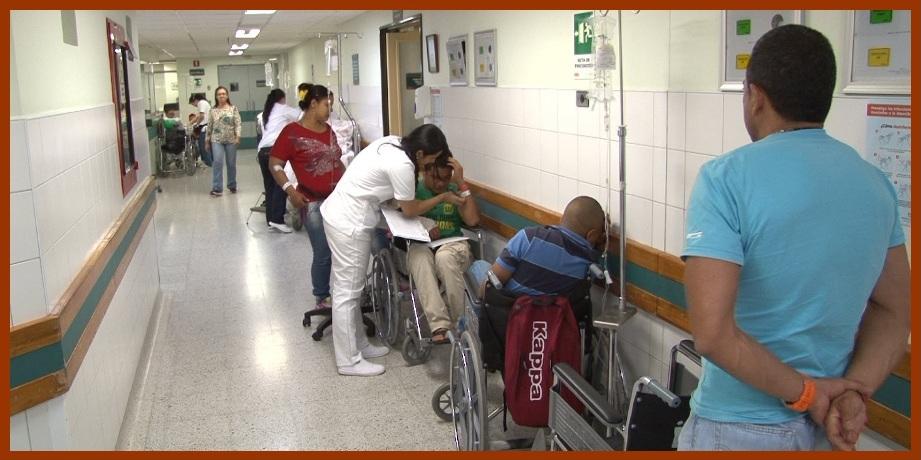 Durante los cuatro días festivos, la ESE Cartagena atendió 2.981 urgencias