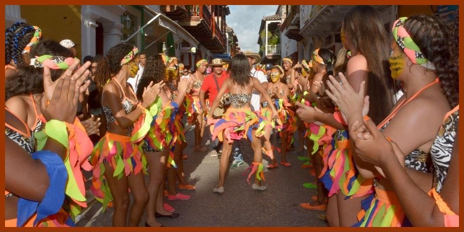Cartagena, en modo 'Festividades de la Independencia'