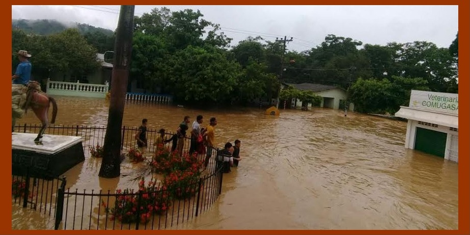 Gobernación de Bolívar se muda a San Juan para atender emergencia por inundaciones