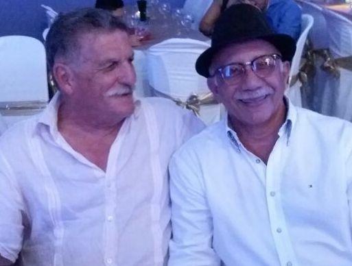 Jorge Mendoza y Roberto Amor