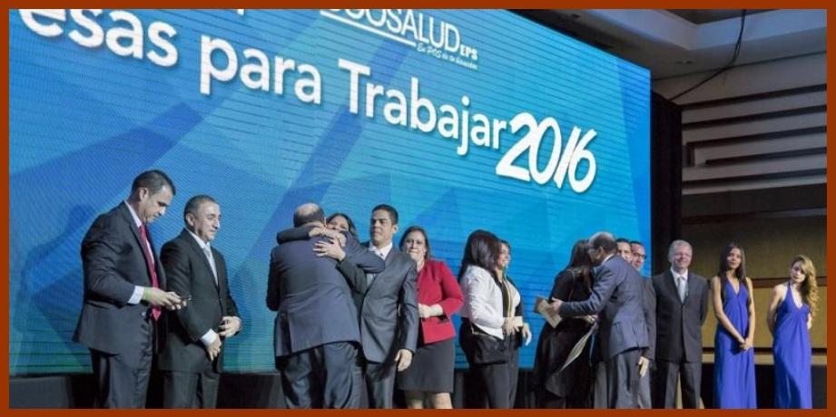 Coosalud, este año, otra vez: la mejor empresa para trabajar en Colombia
