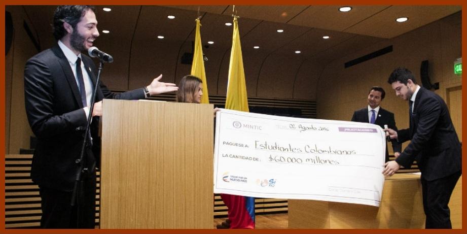 En el MinTic, becas hasta por $585 millones para los estudiantes de Bolívar