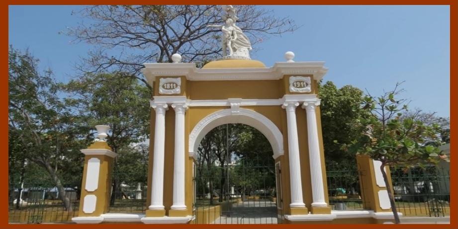 Residentes y visitantes, a disfrutar variada agenda cultural en el Parque del Centenario