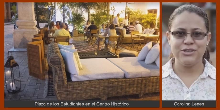 Gerente de Espacio Público defiende aprovechamiento de plazas y parques