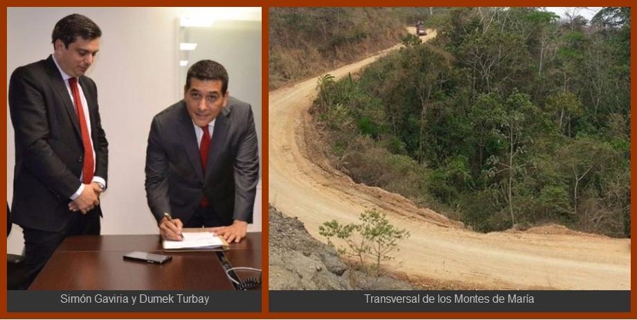 La Gobernación de Bolívar y el DNP firman el 1er. proyecto del postconflicto