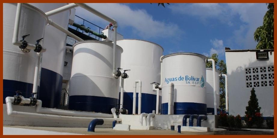 El municipio de San Cristóbal, con planta de tratamiento de agua potable
