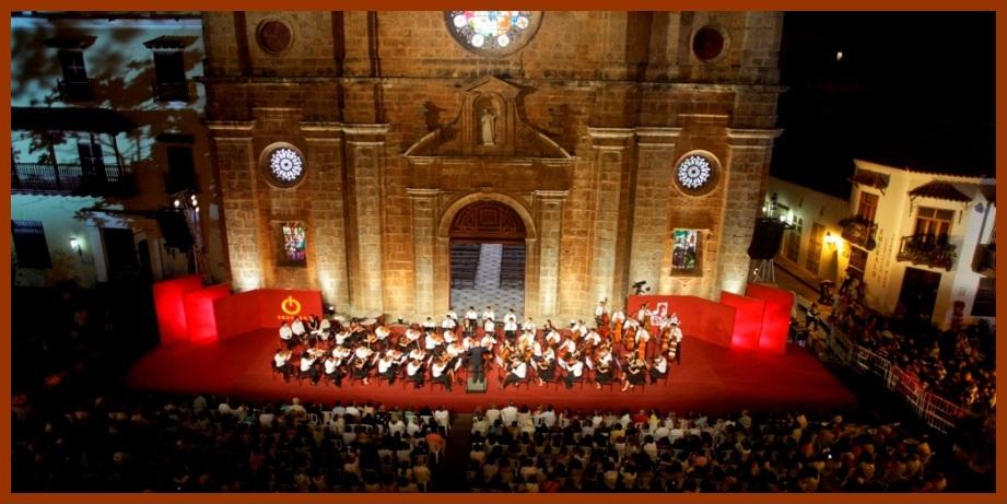 Desde hoy y hasta el 16 de enero, Cartagena en modo Festival Internacional de Música