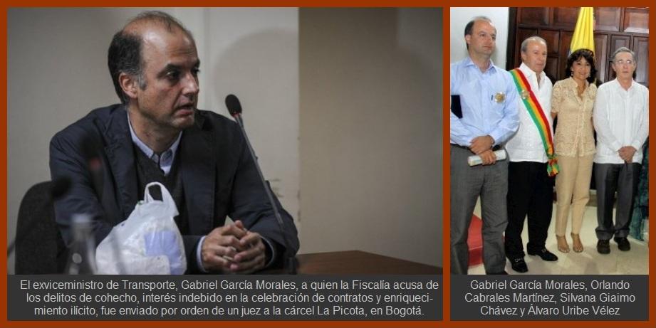 Aceptación de cargos por parte de García pone a temblar a empresarios bolivarenses