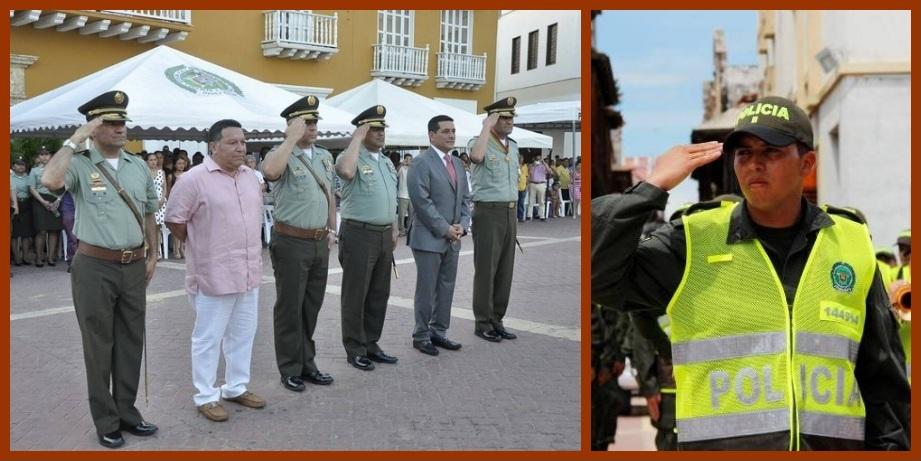 Nuevo comandante de la Policía de Cartagena promete más acción frente a la delincuencia