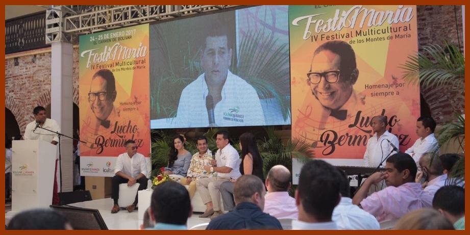 El Festimaría, un tributo eterno al maestro Lucho Bermúdez