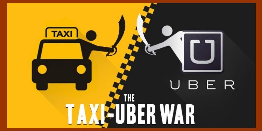 Taxistas versus Uber en Cartagena: una olla a punto de estallar