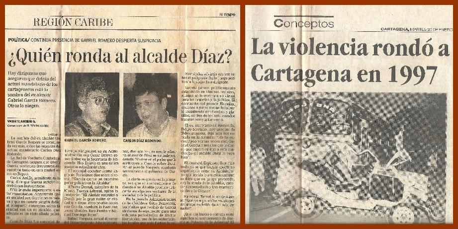 Cartagena de Indias, ¿una ciudad cíclica?