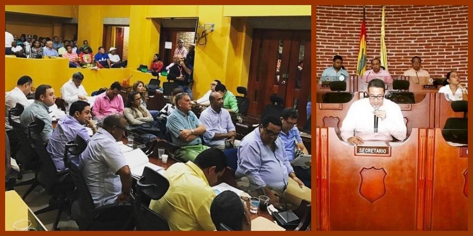La comunidad expresó ante el Concejo lo que piensa sobre el cobro de un peaje en Barú