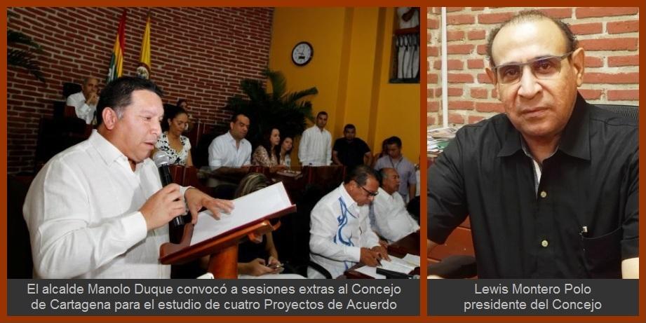 El Concejo de Cartagena, a sesiones extras durante lo que resta de febrero
