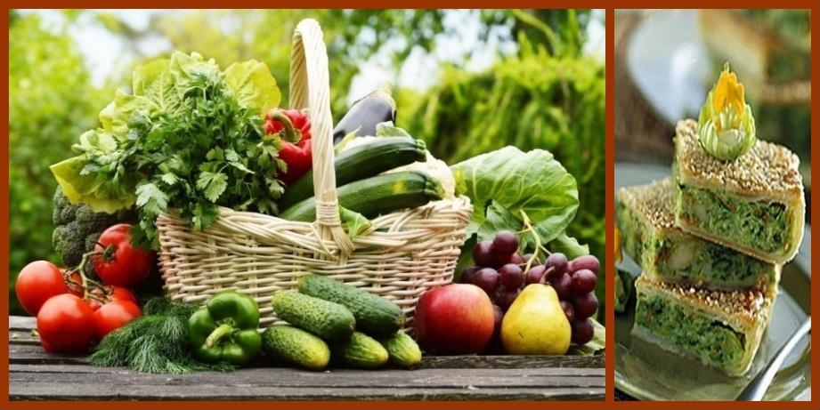 Un toque de vegetarianismo no hace daño a nadie, y ayuda a limpiar el agua y el aire