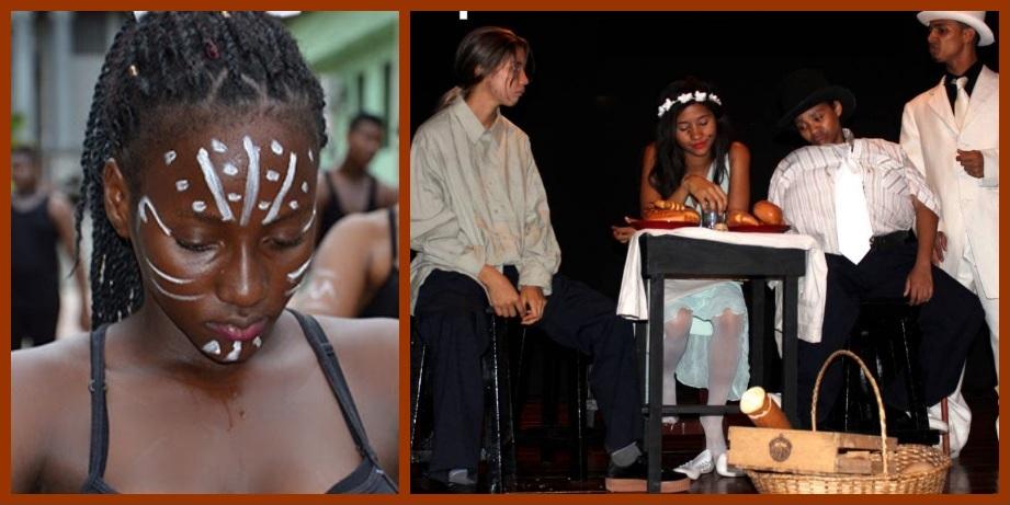 Con diferentes eventos, en Cartagena se celebra el Día Internacional del Teatro
