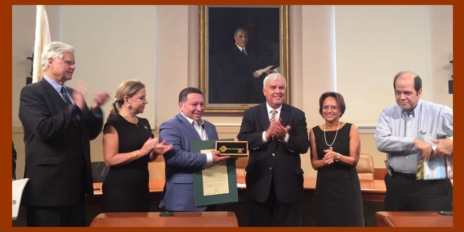 Cartagena de Indias refrenda hermandad de más de 60 años con Coral Gables
