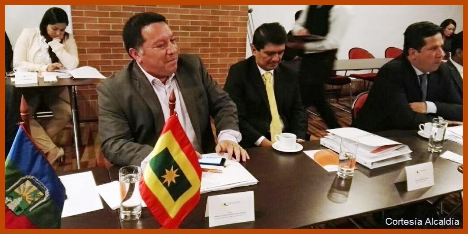 Manolo Duque, vicepresidente de la Asociación Colombiana de Ciudades Capitales