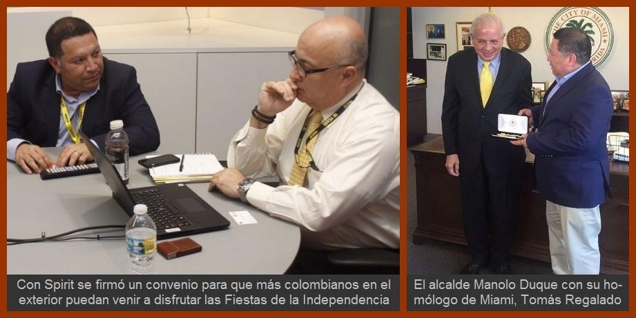 Por iniciativa de Manolo Duque, expertos en cambio climático vendrán en junio a Cartagena