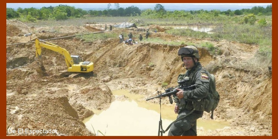 «En el sur de Bolívar, mineros vierten aguas residuales con cianuro y mercurio»: CGR