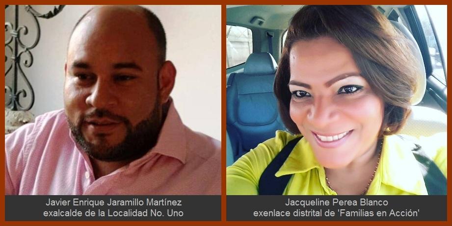 ¿Patos al agua?: 'Kike' Jaramillo y 'Jacque' Perea renuncian a sus cargos para no inhabilitarse