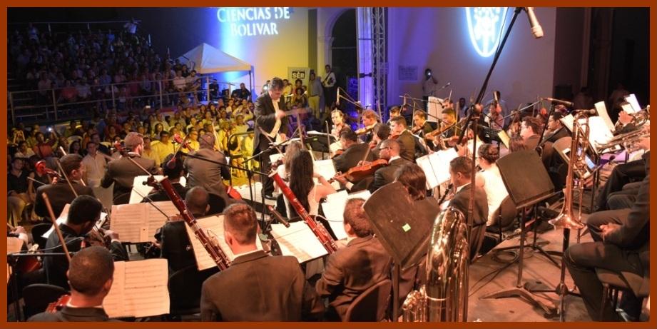 Hoy jueves, la Orquesta Sinfónica de Bolívar inicia su temporada de conciertos