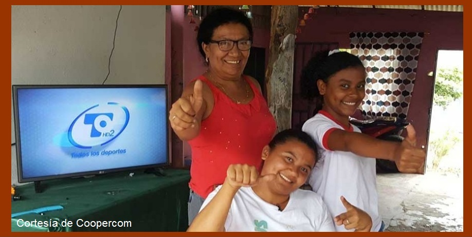 La población de El Carmen de Bolívar, ¡desde ayer con Televisión Digital!