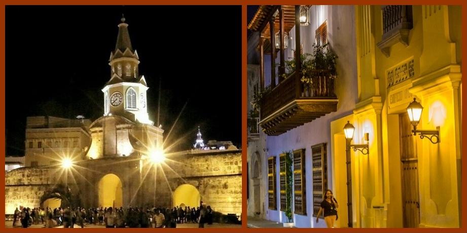 En Cartagena se vive una Semana Semana cada vez más iluminada
