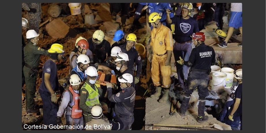 Drásticas sanciones a culpables de tragedia en Blas de Lezo, la unánime petición de todos