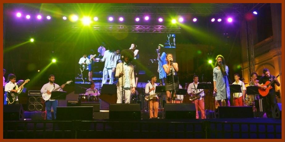 Avanza la agenda cultural de Unibac: hoy, gran concierto de Jazz and Jam