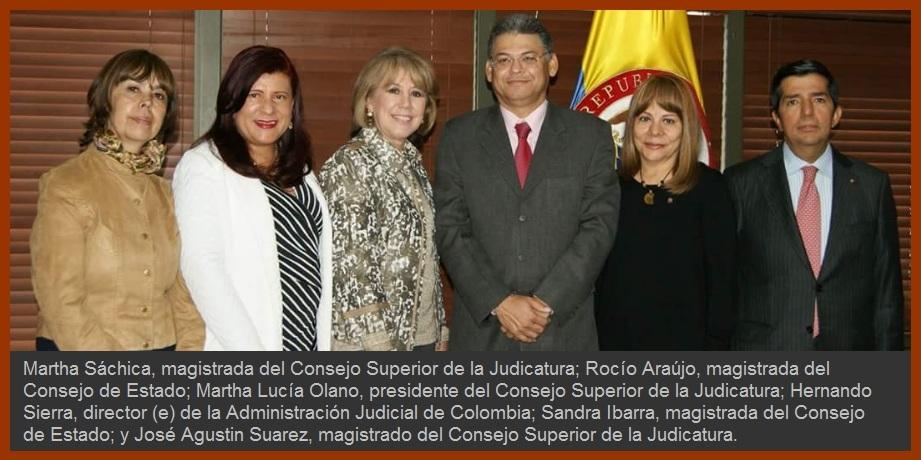 Hernando Sierra Porto, a gerenciar desde este lunes la Justicia del país